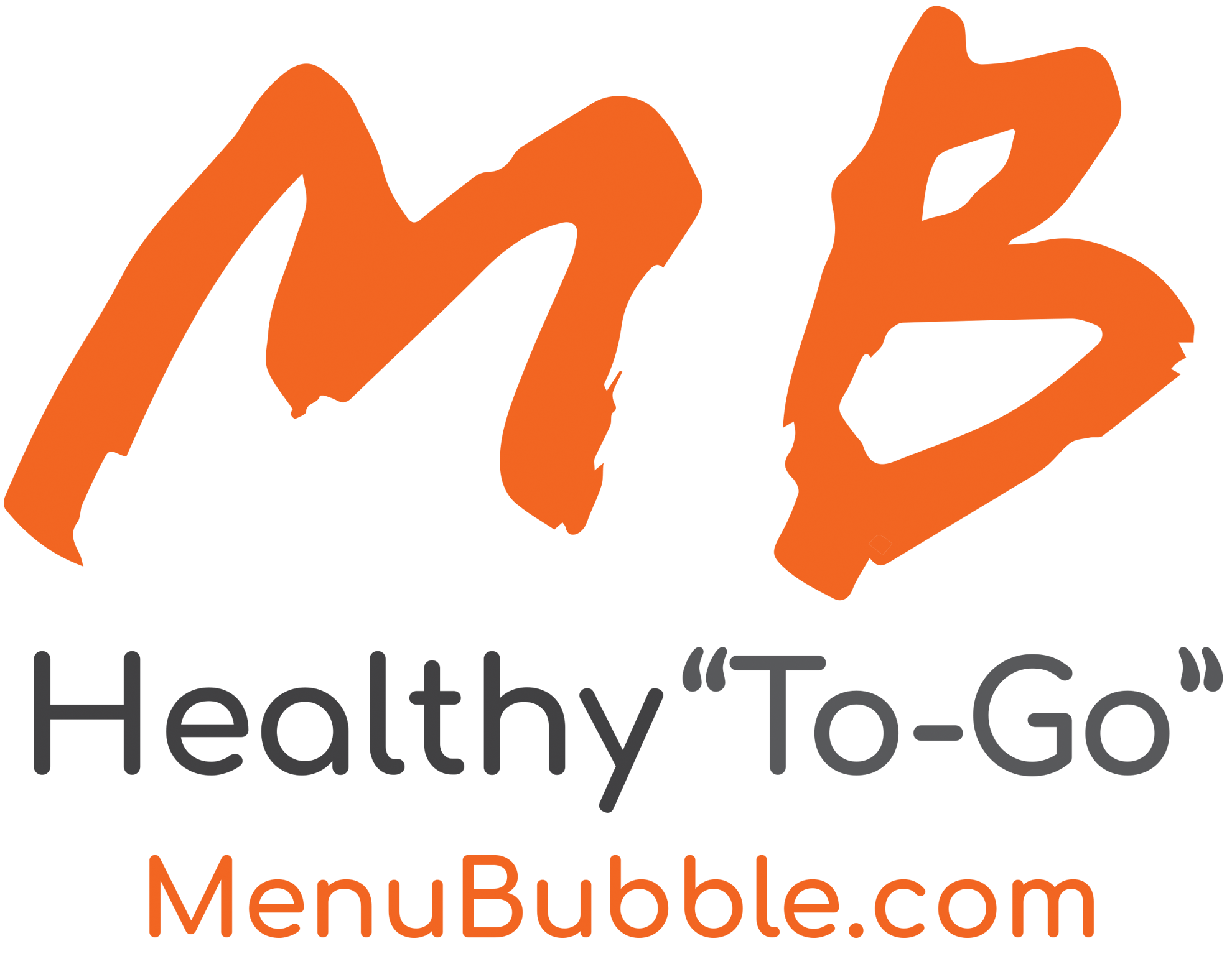 Menu Bubble Logo